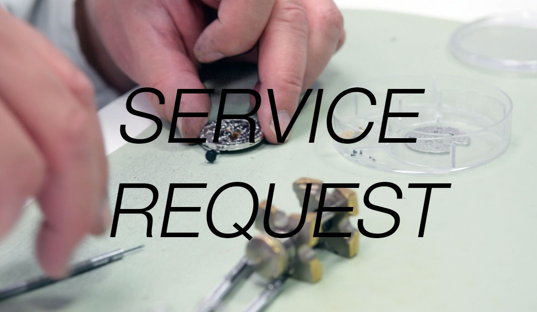 Watch Chest Service Request Process