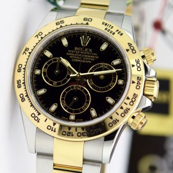 Rolex Daytona Watch | Black Dial 116503 | Watch Chest