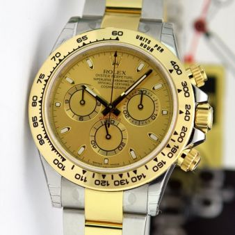Rolex Daytona Watch | Champagne Dial 116503 | Watch Chest