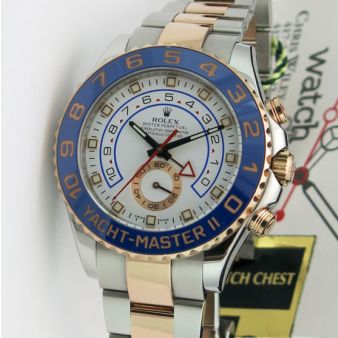 Rolex Yachtmaster 2 Rose Gold Steel116681 WATCH CHEST