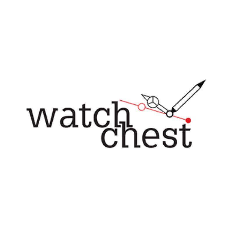 Rolex Milgauss 116400 Wrist Watch Black & Orange Face Clear Crystal