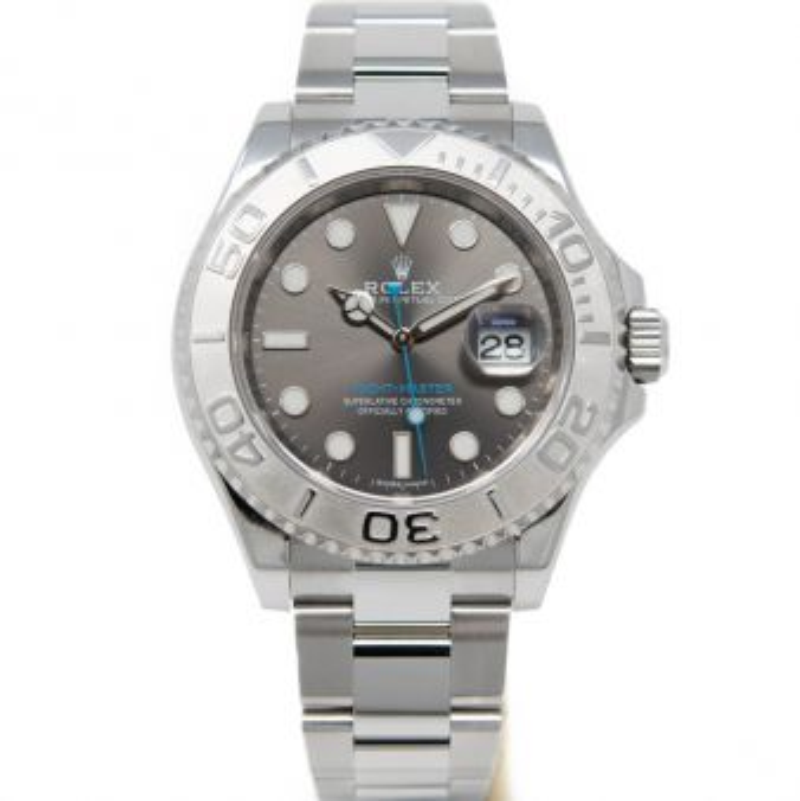 Rolex Yacht-Master 40 Watch, Dark Rhodium Face, 116622