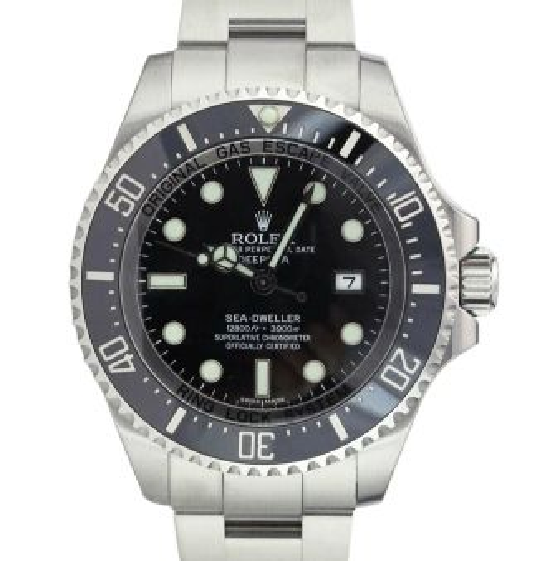 Rolex Deepsea 116660 | Watch Chest