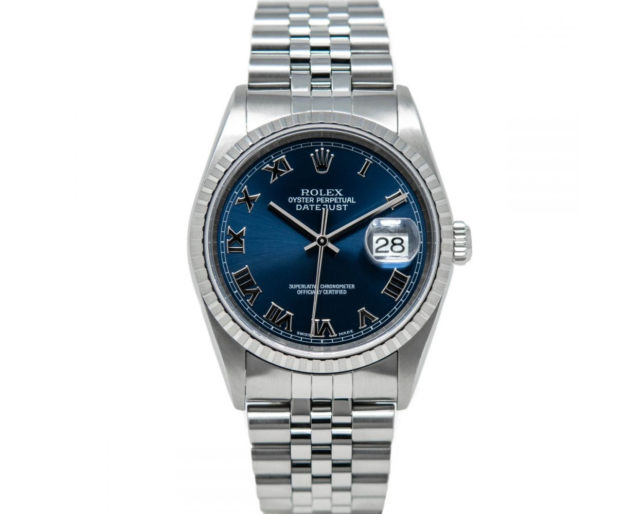 Rolex Datejust 36 16220 Wristwatch