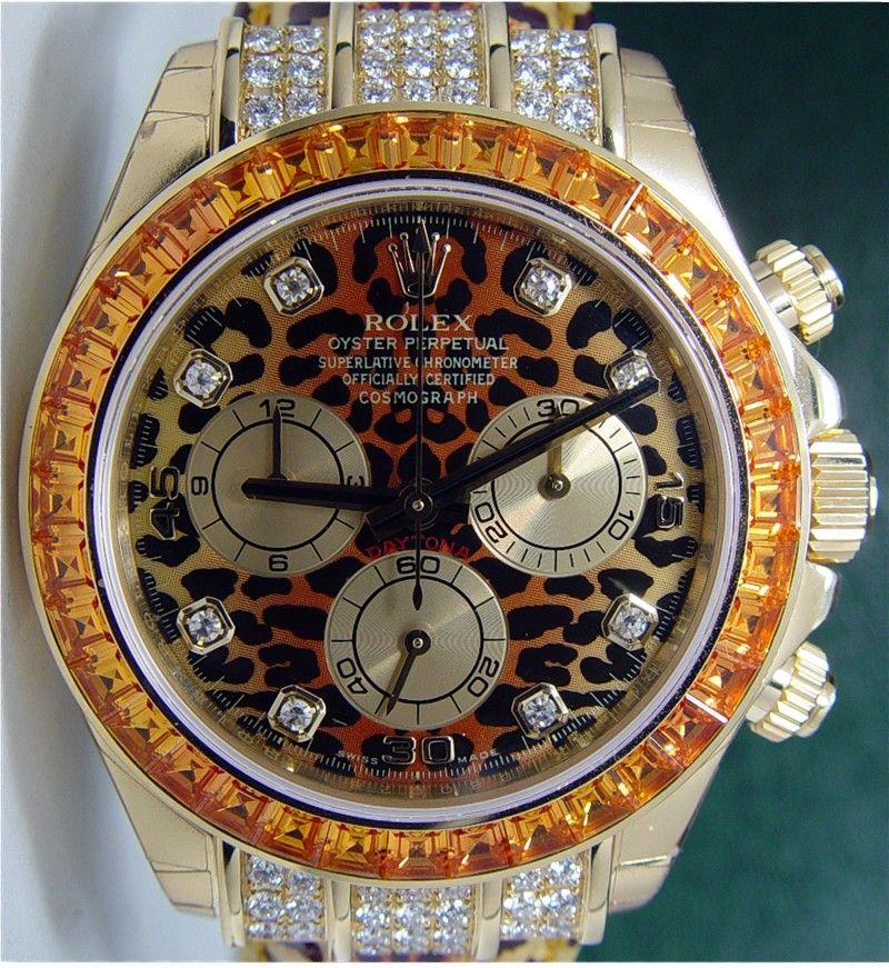 Rolex Leopard