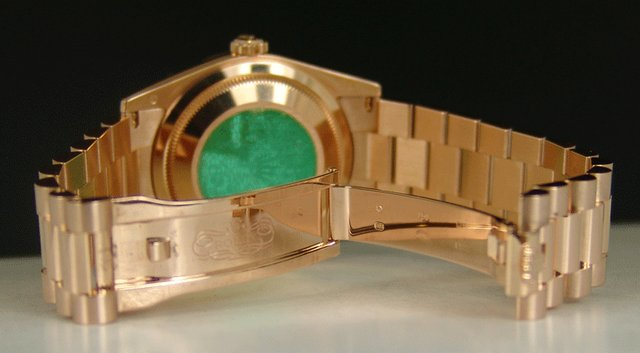 Rolex President New Style Clasp