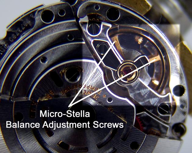 Rolex Micro-Stella